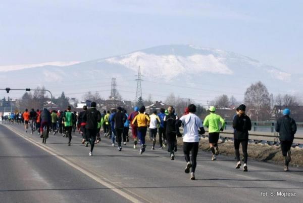 XVI Półmaraton dookoła Jeziora Żywieckiego O Puchar Starosty Żywieckiego