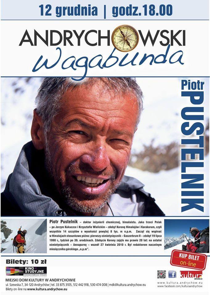 ANDRYCHOWSKI WAGABUNDA Piotr Pustelnik