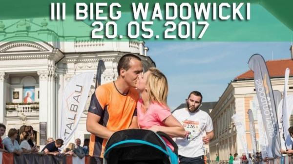 III Bieg Wadowicki oraz II Mistrzostwa Wadowic w Nordic Walking