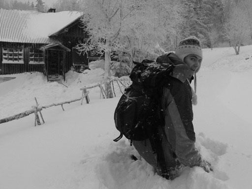 Warunki w zimie